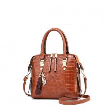 Cute and Stylish Flat Shape Handbag