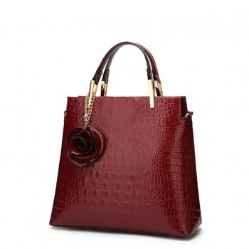ANAMIDA Rose Titanic Luxury Fashion Handbag