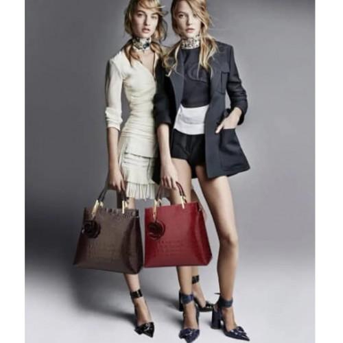 ANAMIDA Rose Titanic Luxury Fashion Handbag
