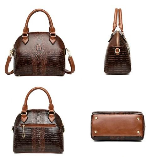 ANAMIDA Beautiful and Elegant Shell Shape Handbag