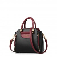 Versatile Small Bucket Shape Handbag