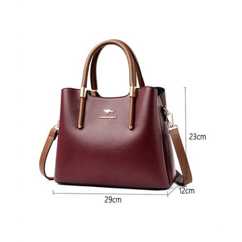 KAIDEFEINIROO Luxury Handbag for Smart Urban Ladies