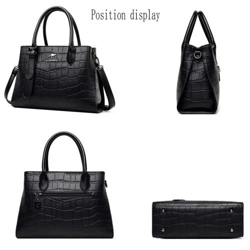 HEFANDAISHU Beautiful Designer Fashion Stone Handbag