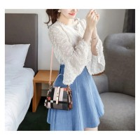 Colorful Casual Design of Sling Bag with Hasp