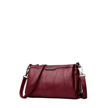 AIBEINI Simple Elegant Cross Body Handbags