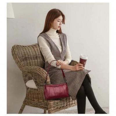 AIBEINI Simple Elegant Cross Body Handbags
