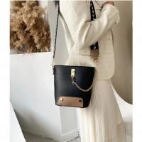 Practical and Versatile Bucket Shape Sling Bag