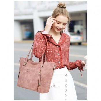 Large Capacity and Elegant Hobo Handbag