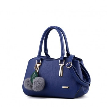 Beautiful Solid Pattern Versatile Handbag