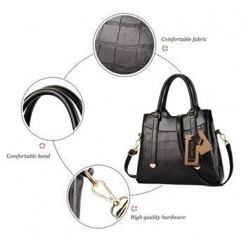 Beautiful Pattern Satchel Ladies Handbag