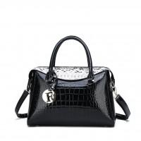 Versatile Bucket Shape Handbag with Adjustable Strap