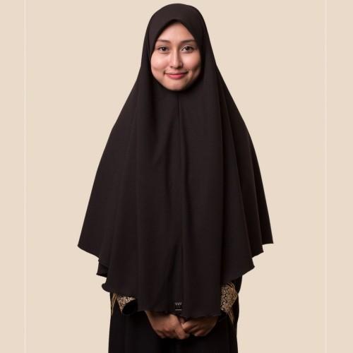 Tudung Labuh Klasik Werda Fatima