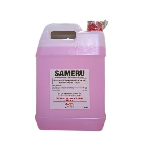Multipurpose 5 Liter Sanitizer Non-Alcohol Liquid Type Suitable for Nano Spray Gun