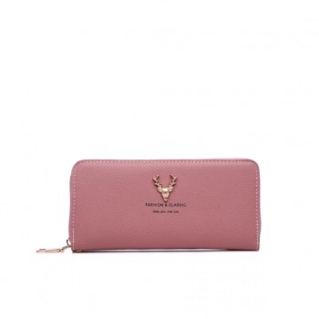 Fashion Zipper Purse Soft and Comfortable