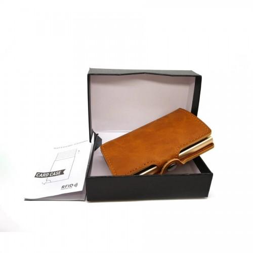 Casekey Minimalist RFID Blocking Slim Card Case Men Wallet